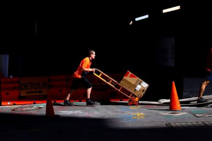 Australian jobless rate hits near eight-year low, tempering rate cut bets