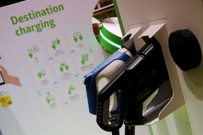 Ionity plans 400 electric car charging stations in Europe by end-2020