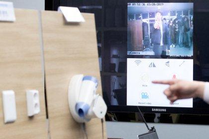South Korea arrests two for spy cameras that livestreamed 1,600 motel guests