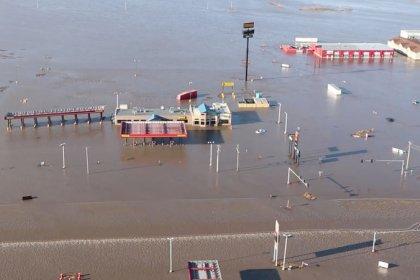 الفيضانات تهدد المزيد من الولايات في الغرب الأوسط الأمريكي