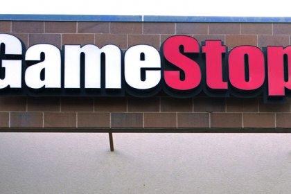 GameStop names George Sherman as CEO