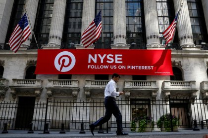 NYSE wins Uber, Pinterest listings: sources
