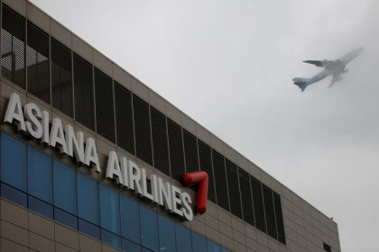 South Korea's Asiana Airlines share trading halted after auditor's qualified opinion