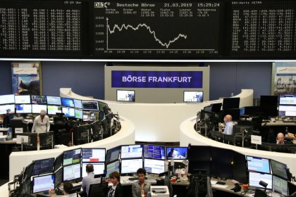 German 10-year bond yields crash below zero as growth fears roil markets