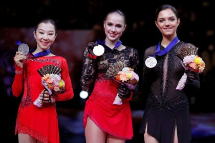 Figure skating: Olympic champion Zagitova claims another crown