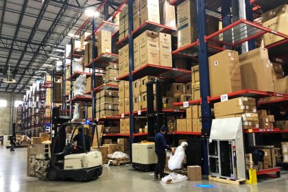 U.S. wholesale inventories post largest gain in more than six years