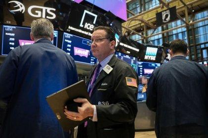 بورصة وول ستريت تغلق على هبوط حاد مع تفاقم المخاوف الاقتصادية