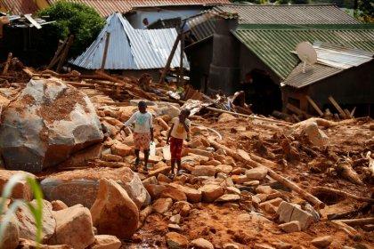 مخاوف من تفشي الأمراض بين الناجين من إعصار إيداي في جنوب القارة الأفريقية
