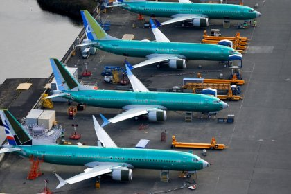 U.S. lawmaker urges FAA, Boeing employees to disclose details on 737 MAX approval
