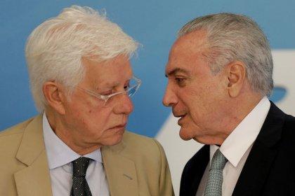 Marco Aurélio rejeita pedido de liberdade de Moreira Franco que poderia beneficiar Temer