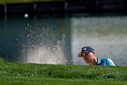 Golf: Holder Casey and Cook share Valspar lead