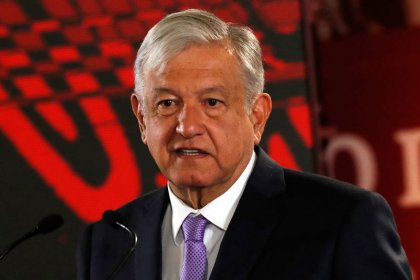 Mexican president urges bank competition to boost financial inclusion