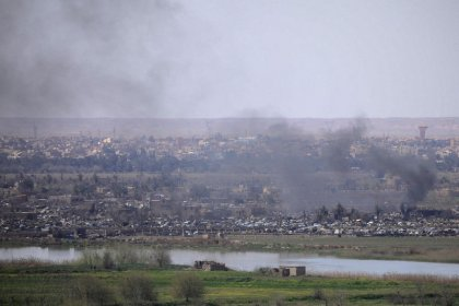 Islamic State defeated, 'caliphate' eliminated says U.S. ally in Syria