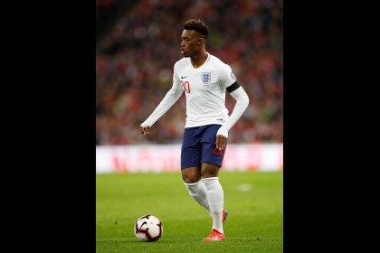 هودسون-أودوي لا يصدق مشاركته الأولى مع إنجلترا