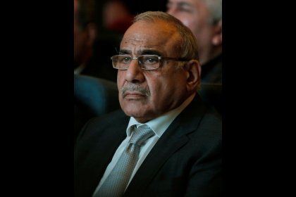 Security tops agenda as Iraqi PM visits Egypt in first foreign trip