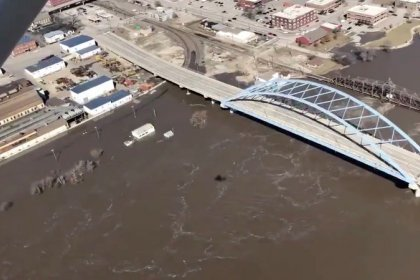 Flooding impairs drinking water treatment for Kansas City, Missouri