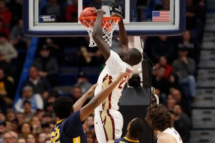 Florida State overwhelms Morant, Murray State in rout
