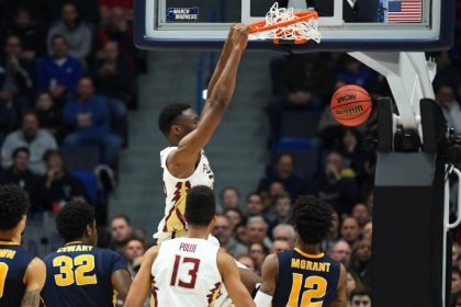 NCAA roundup: FSU overwhelms Morant, Murray State in rout
