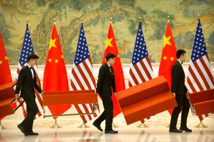 China refuses to concede on U.S. demands to ease curbs on tech firms - FT