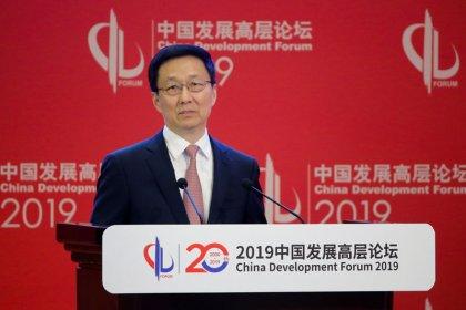 مسؤول: الصين واثقة من تحقيق الأهداف الاقتصادية للعام 2019