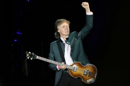 Paul McCartney convierte recital en una fiesta en Buenos Aires