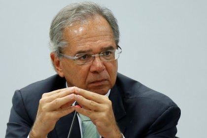 Guedes indica que outro banco público, fora BNDES, pode ter papel em plano de ajuda a Estados