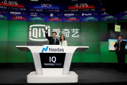 Empresa de streaming de vídeo iQIYI levanta US$1,05 bi em títulos conversíveis