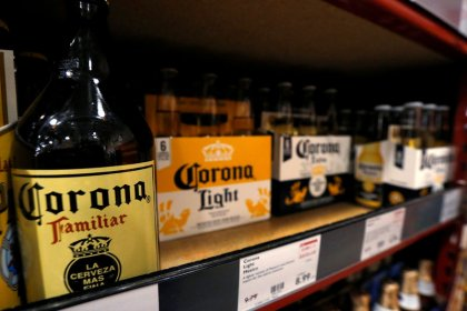 Constellation tops sales, profit estimates on Corona, Modelo strength
