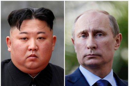 Putin und Nordkoreas Kim beraten Atomstreit in Wladiwostok