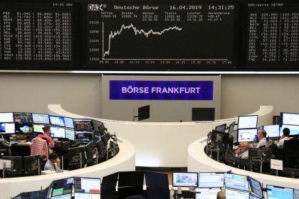 Oil boost fails to lift European stocks as earnings kick-off