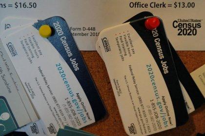 Supreme Court arguments underway on Trump census citizenship question