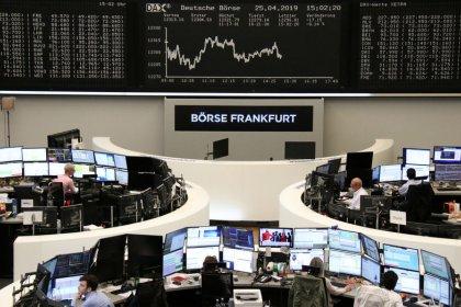 الأسهم الأوروبية تنخفض متأثرة بأرباح مخيبة للآمال ومخاوف النمو