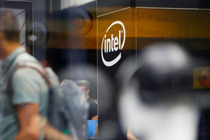 Intel cuts forecast as China data center sales remain weak
