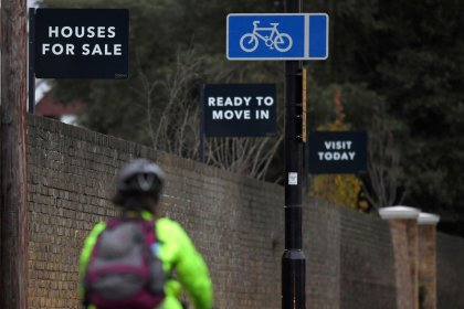 UK house prices gather a bit more speed in April - Nationwide