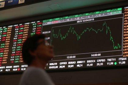 Vale e Petrobras guiam queda do Ibovespa enquanto mercado aguarda Previdência
