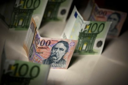 Main CEE currencies seen firming on CPI, risks passing