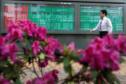 Global stocks, yuan fall as Sino-U.S.trade war deepens; China retaliation eyed