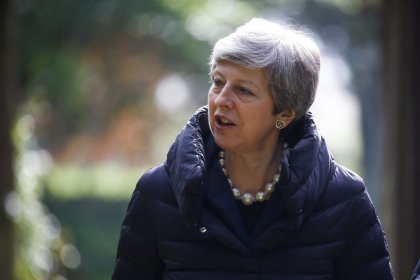 May's new Brexit offer retains Northern Irish backstop, nothing new on customs - paper