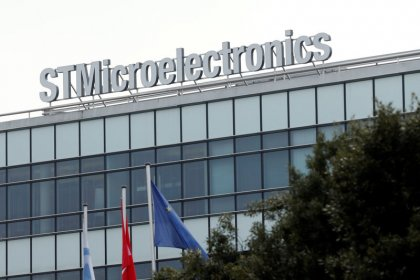 STMicroelectronics declines to comment on Nikkei report on Huawei shipments
