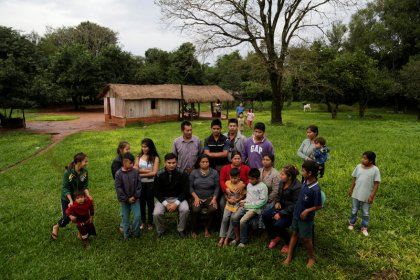 Paraguayan indigenous community goes digital to protect ancestral lands