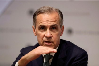 UK lawmakers postpone hearing with Bank of England's Carney