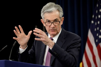 Fed's Powell: Business debt no subprime crisis, but still merits reflection