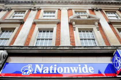 Britain's Nationwide profits fall on IT spending, mortgage market competition