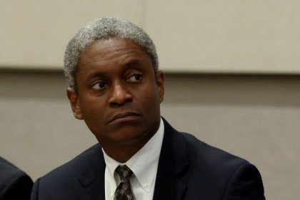 Fed's Bostic: Business debt needs watching though not at 'crisis' level