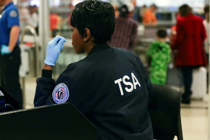 Trump administration considers tapping U.S. TSA funds for border: source