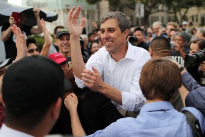 Democrat O'Rourke unveils new plan to protect abortion rights as he seeks to halt slide in polls