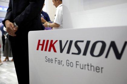U.S. might blacklist China's Hikvision over Uighur crackdown: source
