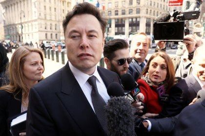 Tesla drops for sixth straight session, down 20% since share offer