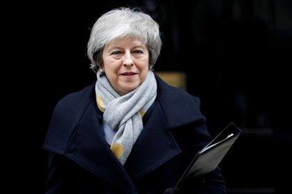 Le sort de Theresa May occulte les élections européennes au Royaume-Uni