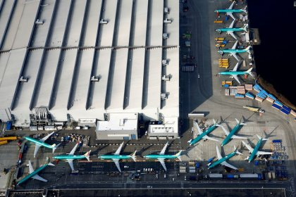 Exclusive: FAA tells U.N. panel it expects Boeing 737 MAX approval as early as late June - sources